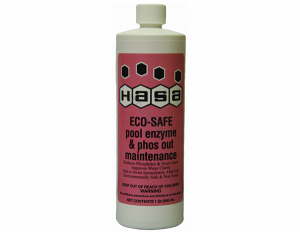 Eco-Safe Pool Enzyme & Phosphate Remover (1 Quart)