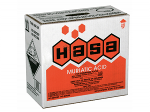 Muriatic Acid (2 Gallons)