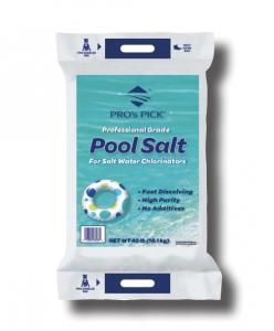 Pool Salt (40 Pounds)